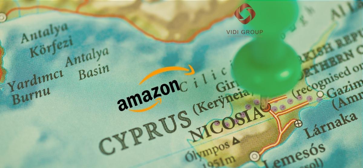 Amazon переезжает на Кипр - недвижимость Кипра фото 1