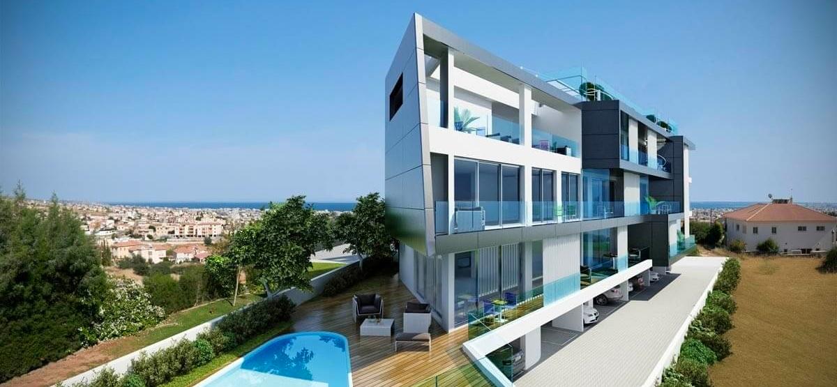 Коммерческая недвижимость на Кипре - недвижимость Кипра фото 1
